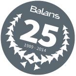 25 jaar Balans